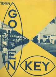 1955 Edition, Montebello High School - Golden Key Yearbook (Montebello, CA)