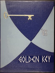 1958 Edition, Montebello High School - Golden Key Yearbook (Montebello, CA)