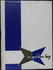 1960 Edition, Montebello High School - Golden Key Yearbook (Montebello, CA)