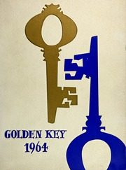 1964 Edition, Montebello High School - Golden Key Yearbook (Montebello, CA)
