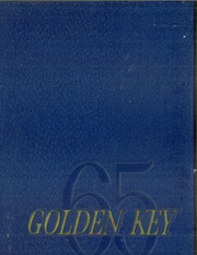 1965 Edition, Montebello High School - Golden Key Yearbook (Montebello, CA)