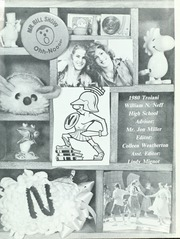 Page 5, 1980 Edition, William N Neff High School - Troiani Yearbook (La Mirada, CA) online yearbook collection