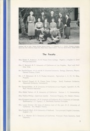 Page 11, 1937 Edition, Caruthers Union High School - La Puerta Yearbook (Caruthers, CA) online yearbook collection