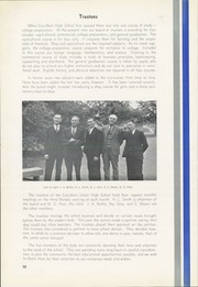 Page 14, 1937 Edition, Caruthers Union High School - La Puerta Yearbook (Caruthers, CA) online yearbook collection