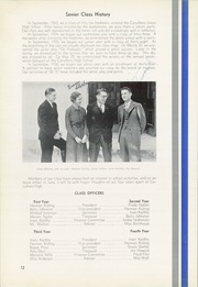 Page 16, 1937 Edition, Caruthers Union High School - La Puerta Yearbook (Caruthers, CA) online yearbook collection
