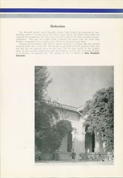 Page 7, 1937 Edition, Caruthers Union High School - La Puerta Yearbook (Caruthers, CA) online yearbook collection