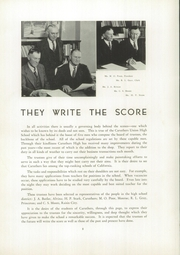 Page 14, 1941 Edition, Caruthers Union High School - La Puerta Yearbook (Caruthers, CA) online yearbook collection
