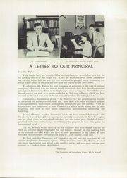 Page 13, 1942 Edition, Caruthers Union High School - La Puerta Yearbook (Caruthers, CA) online yearbook collection