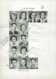 Page 16, 1942 Edition, Caruthers Union High School - La Puerta Yearbook (Caruthers, CA) online yearbook collection