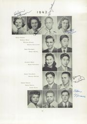 Page 17, 1942 Edition, Caruthers Union High School - La Puerta Yearbook (Caruthers, CA) online yearbook collection