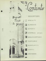 Page 15, 1950 Edition, Caruthers Union High School - La Puerta Yearbook (Caruthers, CA) online yearbook collection