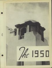 Page 3, 1950 Edition, Caruthers Union High School - La Puerta Yearbook (Caruthers, CA) online yearbook collection