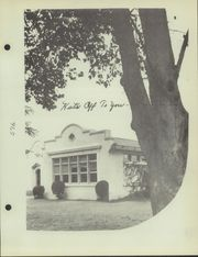 Page 7, 1950 Edition, Caruthers Union High School - La Puerta Yearbook (Caruthers, CA) online yearbook collection