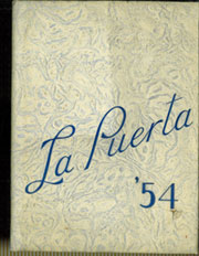 Page 1, 1954 Edition, Caruthers Union High School - La Puerta Yearbook (Caruthers, CA) online yearbook collection