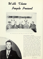 Page 12, 1954 Edition, Caruthers Union High School - La Puerta Yearbook (Caruthers, CA) online yearbook collection