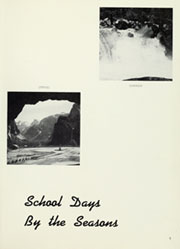 Page 9, 1954 Edition, Caruthers Union High School - La Puerta Yearbook (Caruthers, CA) online yearbook collection