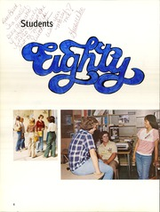 Page 10, 1980 Edition, Caruthers Union High School - La Puerta Yearbook (Caruthers, CA) online yearbook collection