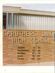 Page 6, 1980 Edition, Caruthers Union High School - La Puerta Yearbook (Caruthers, CA) online yearbook collection
