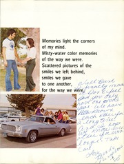Page 7, 1980 Edition, Caruthers Union High School - La Puerta Yearbook (Caruthers, CA) online yearbook collection