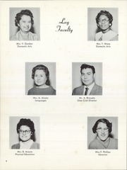Page 12, 1961 Edition, Sacred Heart of Mary Montebello - Cormar Yearbook (Montebello, CA) online yearbook collection