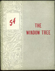 Page 1, 1954 Edition, Pacific Union College Prepatory School - Window Tree Yearbook (Angwin, CA) online yearbook collection