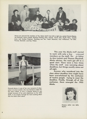 Page 12, 1953 Edition, John Burroughs High School - Akela Yearbook (Burbank, CA) online yearbook collection