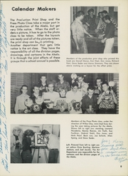 Page 13, 1953 Edition, John Burroughs High School - Akela Yearbook (Burbank, CA) online yearbook collection