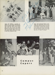 Page 14, 1953 Edition, John Burroughs High School - Akela Yearbook (Burbank, CA) online yearbook collection