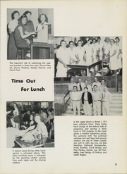 Page 15, 1953 Edition, John Burroughs High School - Akela Yearbook (Burbank, CA) online yearbook collection