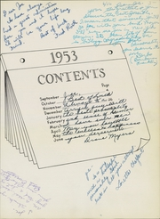 Page 7, 1953 Edition, John Burroughs High School - Akela Yearbook (Burbank, CA) online yearbook collection