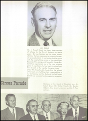 Page 13, 1957 Edition, John Burroughs High School - Akela Yearbook (Burbank, CA) online yearbook collection