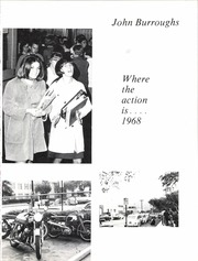 Page 5, 1968 Edition, John Burroughs High School - Akela Yearbook (Burbank, CA) online yearbook collection