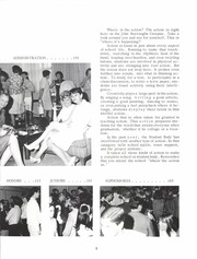 Page 9, 1968 Edition, John Burroughs High School - Akela Yearbook (Burbank, CA) online yearbook collection