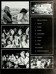 Page 9, 1982 Edition, John Burroughs High School - Akela Yearbook (Burbank, CA) online yearbook collection