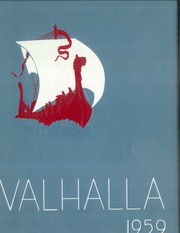 1959 Edition, James Monroe High School - Valhalla Yearbook (North Hills, CA)