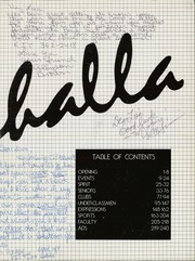 Page 7, 1985 Edition, James Monroe High School - Valhalla Yearbook (North Hills, CA) online yearbook collection