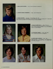 Los Angeles Baptist High School - Scroll Yearbook (North Hills, CA) online yearbook collection, 1978 Edition, Page 24