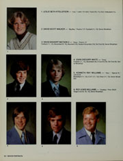 Los Angeles Baptist High School - Scroll Yearbook (North Hills, CA) online yearbook collection, 1978 Edition, Page 36