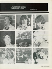 Page 7, 1980 Edition, Los Angeles Baptist High School - Scroll Yearbook (North Hills, CA) online yearbook collection