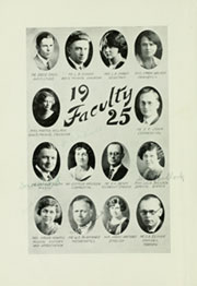 Page 12, 1925 Edition, Reedley High School - Porcupine Yearbook (Reedley, CA) online yearbook collection