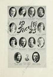 Page 13, 1925 Edition, Reedley High School - Porcupine Yearbook (Reedley, CA) online yearbook collection