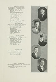 Page 19, 1925 Edition, Reedley High School - Porcupine Yearbook (Reedley, CA) online yearbook collection
