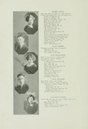 Page 24, 1925 Edition, Reedley High School - Porcupine Yearbook (Reedley, CA) online yearbook collection
