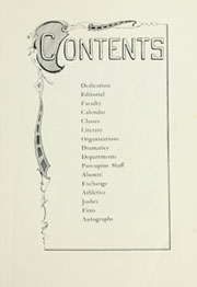 Page 9, 1925 Edition, Reedley High School - Porcupine Yearbook (Reedley, CA) online yearbook collection