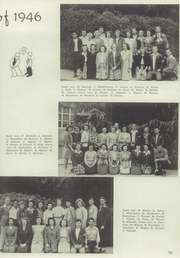 Page 37, 1945 Edition, Reedley High School - Porcupine Yearbook (Reedley, CA) online yearbook collection