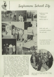 Page 40, 1945 Edition, Reedley High School - Porcupine Yearbook (Reedley, CA) online yearbook collection