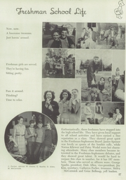 Page 41, 1945 Edition, Reedley High School - Porcupine Yearbook (Reedley, CA) online yearbook collection