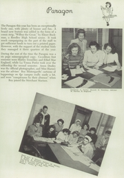 Page 47, 1945 Edition, Reedley High School - Porcupine Yearbook (Reedley, CA) online yearbook collection