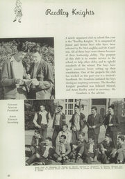 Page 50, 1945 Edition, Reedley High School - Porcupine Yearbook (Reedley, CA) online yearbook collection