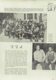 Page 51, 1945 Edition, Reedley High School - Porcupine Yearbook (Reedley, CA) online yearbook collection